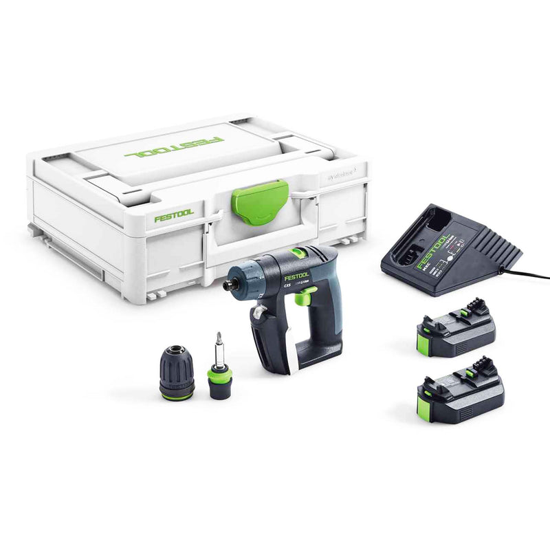Trapano Festool CXS 2,6 Plus