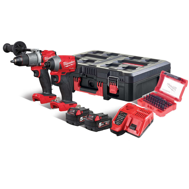 Kit Power Pack Fuel Milwaukee M18 FPP2A2-502P