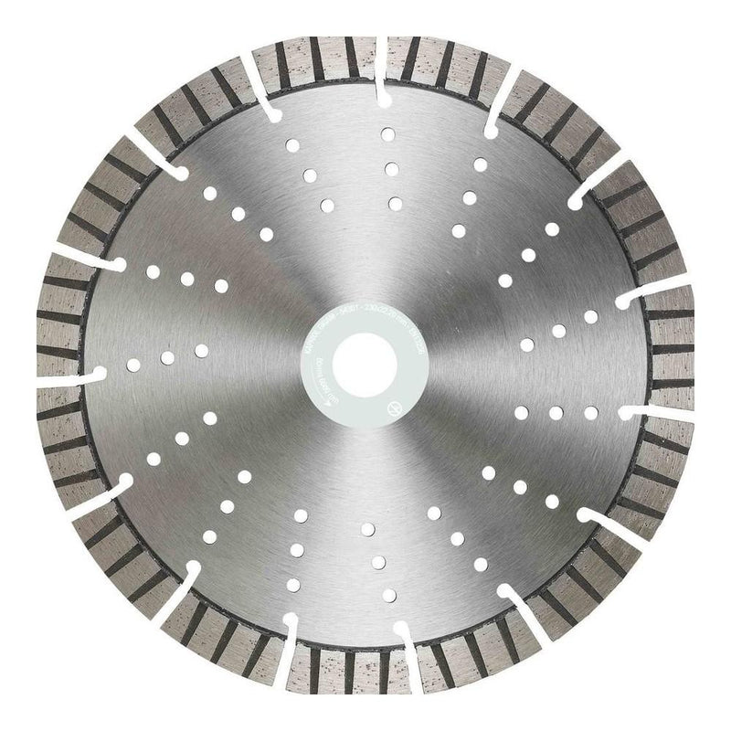Disco Multimateria 230mm Kapriol Matrix 4 Matic