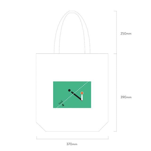 Limited canvas bag