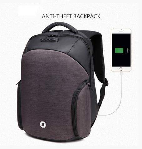 Anti-theft safe Backpack