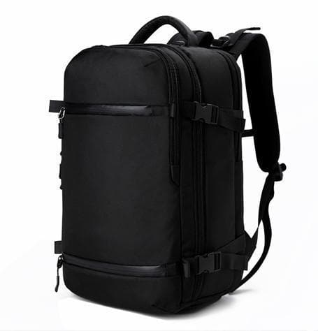 Large-capacity waterproof backpack