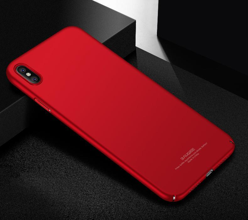 Hard Plastic Full Protective Anti-Scratch Cover Ultra Thin  Case in for iPhone XR/XS/XS MAX_2