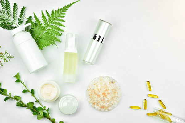 DIY 柔滑水肌美白精華液 DIY Whitening & Moisturizing face Serum
