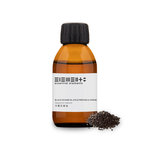 Cold - Pressed Sesame (black seeds) Oil 100ml