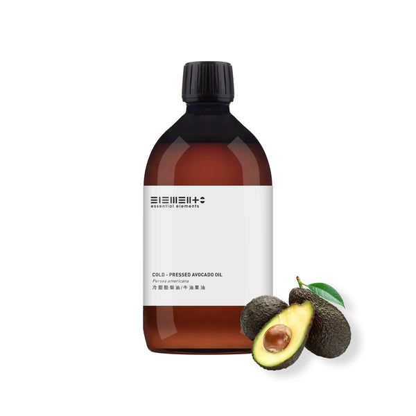 Cold - Pressed Avocado Oil (Refined) 500ml