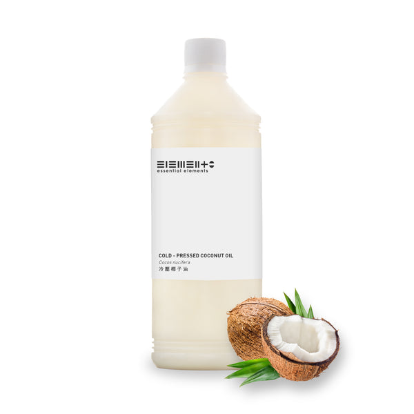 Cold - Pressed Coconut Oil (Refined) 1000ml
