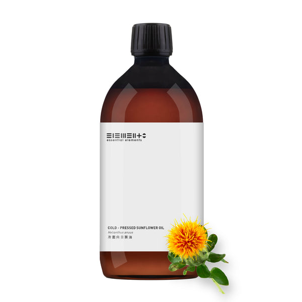 Cold - Pressed Sunflower Oil (Refined) 1000ml
