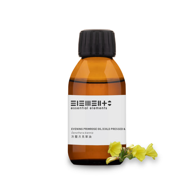 Cold - Pressed Evening Primrose Oil  (Refined) 100ml
