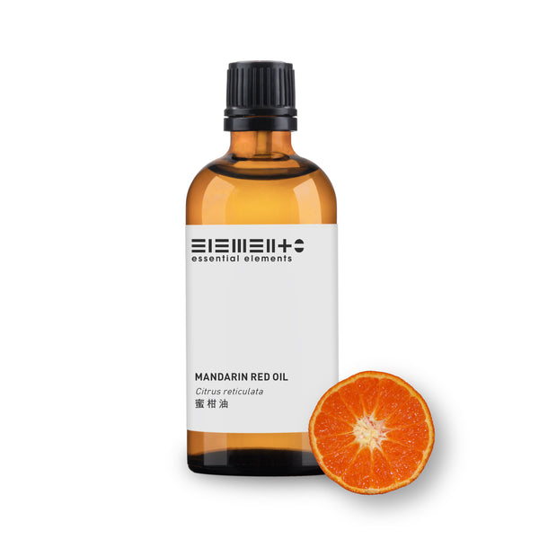 Mandarin Red Oil