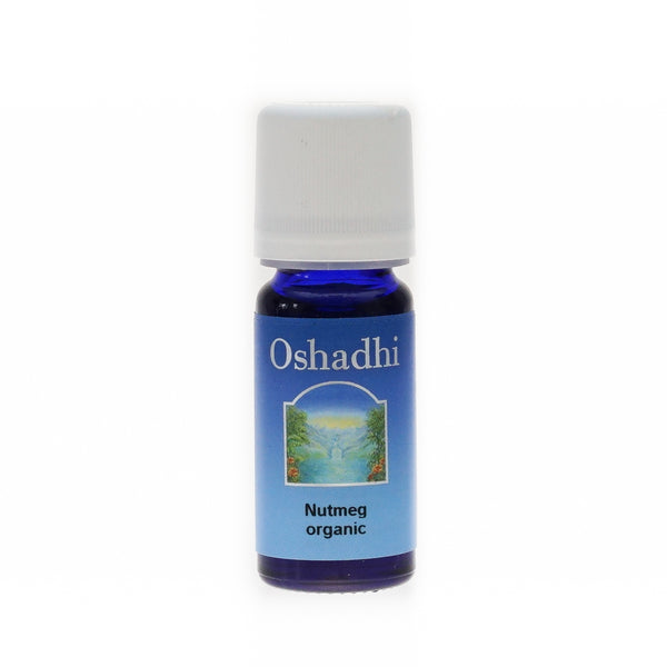 Oshadhi Organic Nutmeg Oil (Sell by Date: Jan-21)