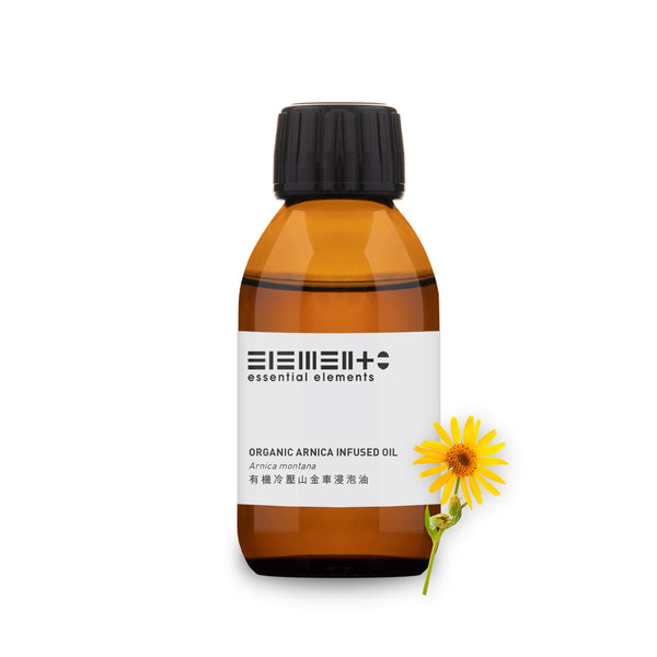 Arnica Infused Oil (Organic) 100ml