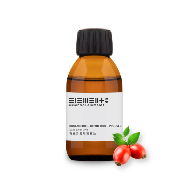 Cold - Pressed Organic Rose Hip Oil 100ml