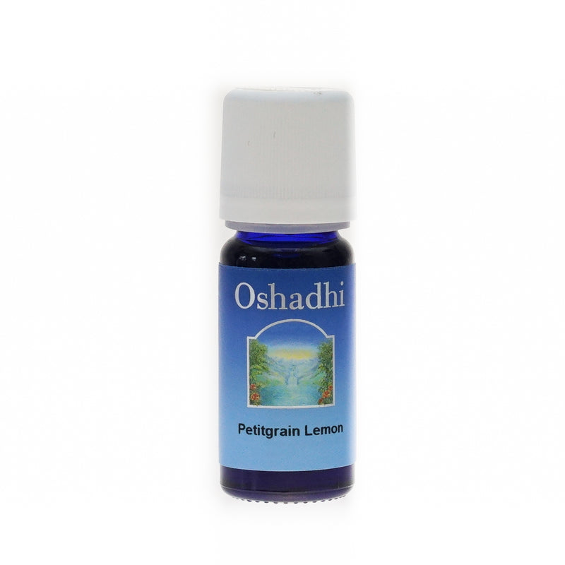 Oshadhi Petitgrain Lemon Oil (Sell by Date: Jan-21)