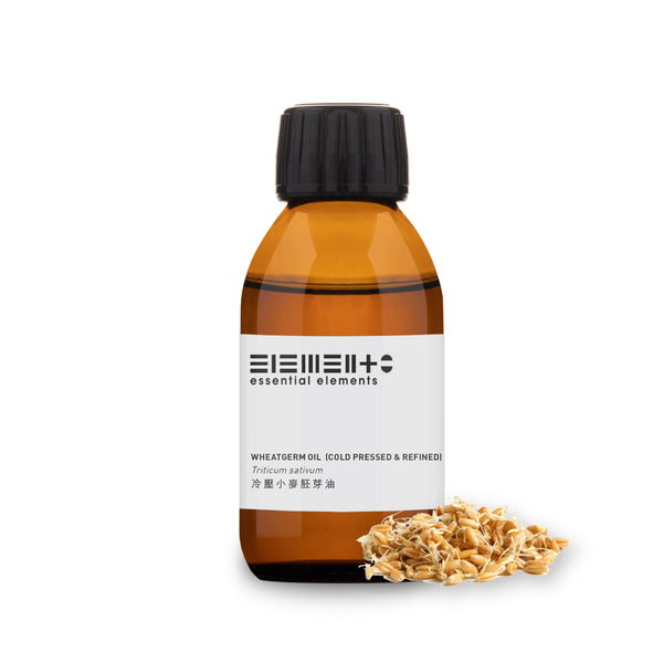 Cold - Pressed Wheatgerm Oil (Refined) 100ml