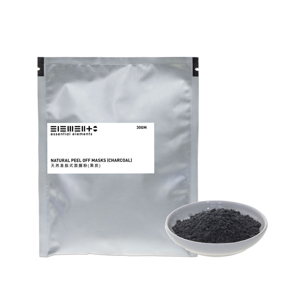 Natural Peel off Masks (Charcoal) 30g