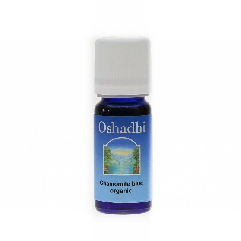 Oshadhi Organic Chamomile Blue Oil (Sell by Date: Jan-21)