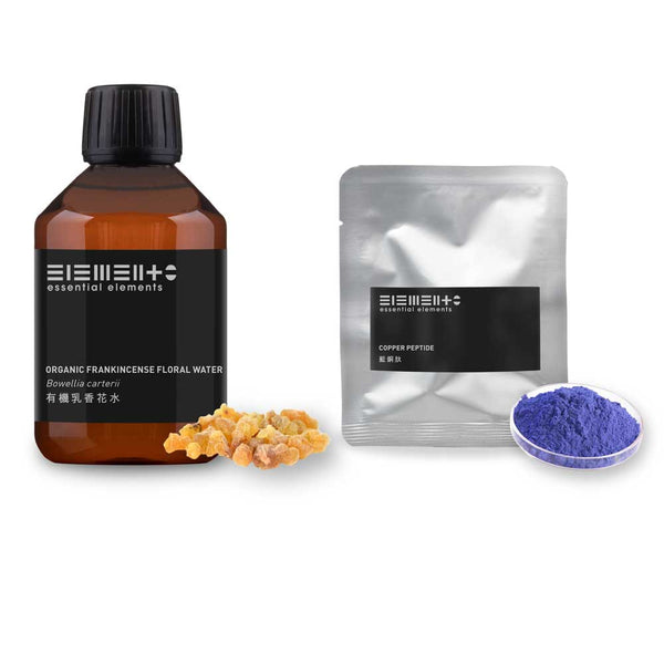 Online Limited - Copper Peptide + Organic Frankincense Floral Water