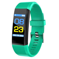 DUAL-SMART BRACELET BLEUE CLAIR