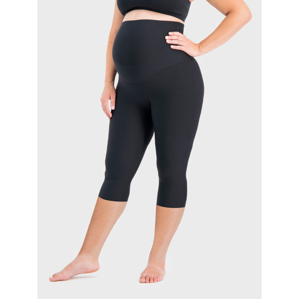 "The GLOWE Maternity Legging Capri 19"" - glowe"