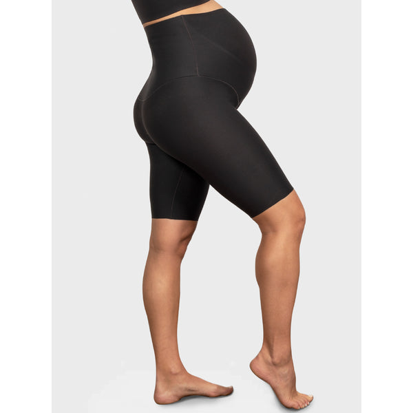 "The GLOWE Maternity Short 8"" - glowe"
