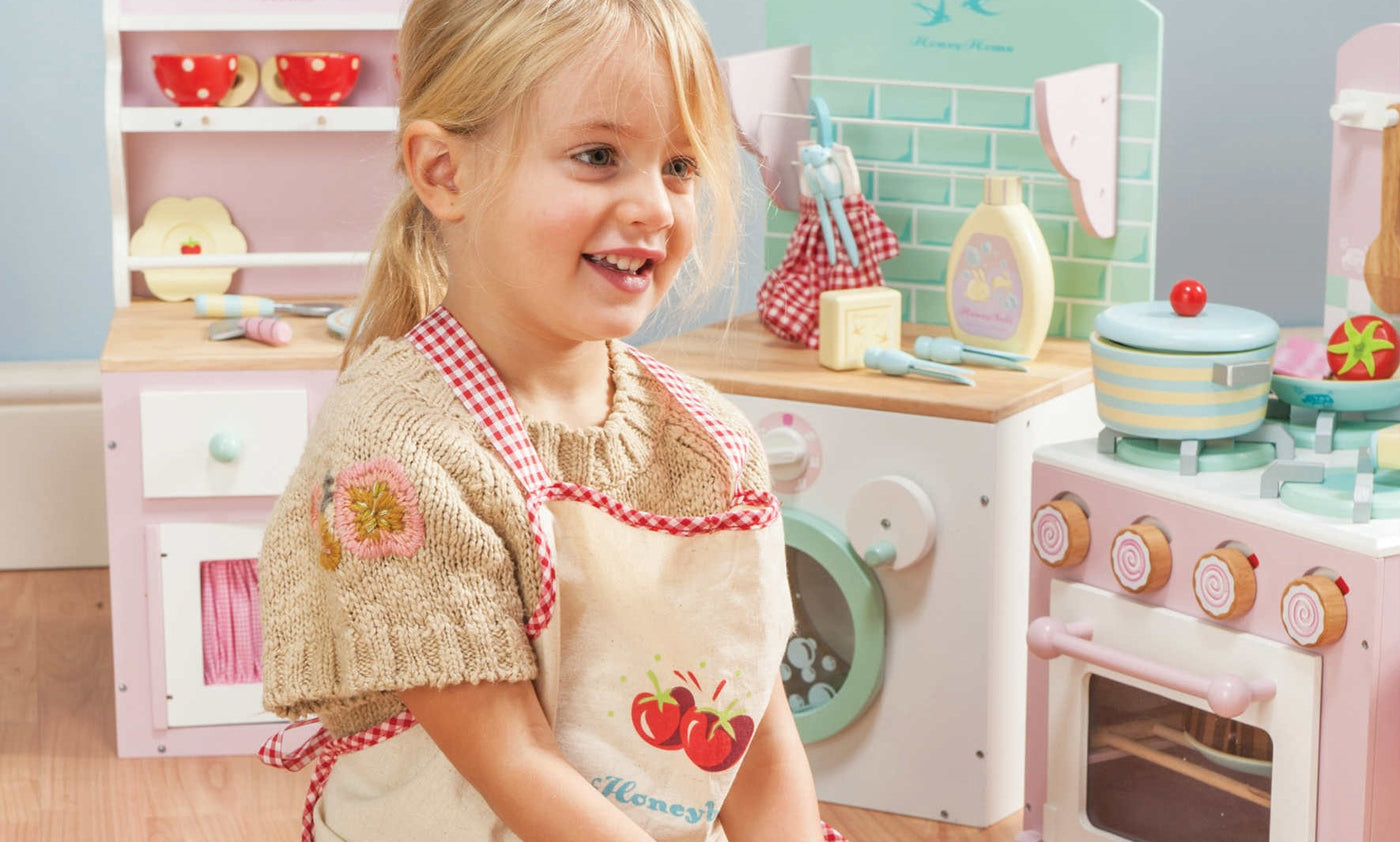 Kitchen & Shop Play