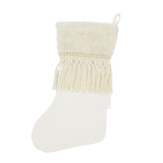 COTTON & SWEETS COTTON CHRISTMAS STOCKING - BOHO