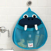 3 SPROUTS BATH STORAGE CADDY - WALRUS