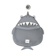 3 SPROUTS BATH STORAGE CADDY - SHARK