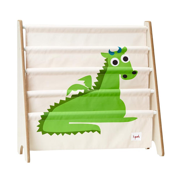 3 Sprouts Book Shelf Rack - Dragon