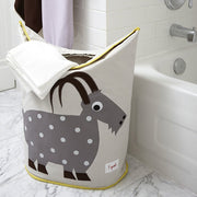 3 SPROUTS LAUNDRY HAMPER - GOAT