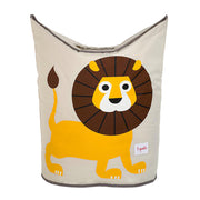 3 SPROUTS LAUNDRY HAMPER - LION