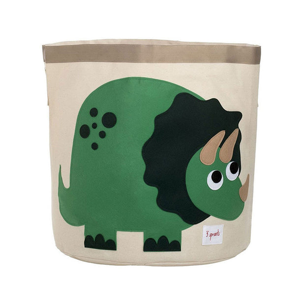 3 Sprouts Toy Storage Bin - Dino
