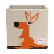 3 Sprouts Toy Storage Box - Kangaroo