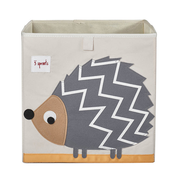 3 SPROUTS TOY STORAGE BOX - HEDGEHOG