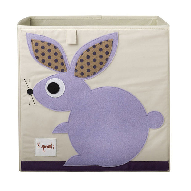 3 SPROUTS TOY STORAGE BOX - RABBIT