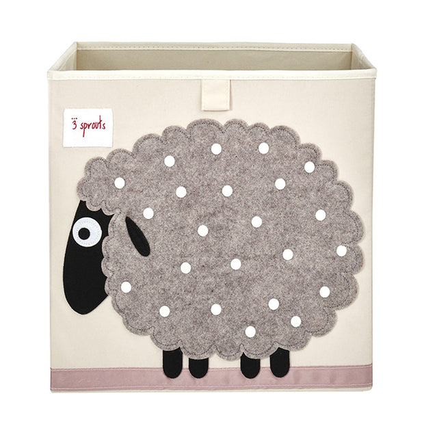 3 Sprouts Toy Storage Box - Sheep
