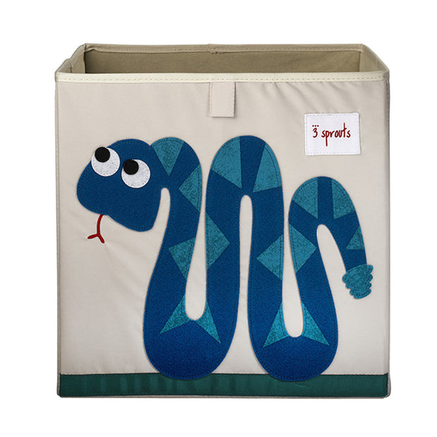 3 Sprouts Toy Storage Box - Snake