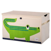 3 SPROUTS LARGE TOY CHEST - CROCODILE