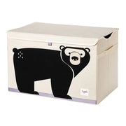 3 SPROUTS LARGE TOY CHEST - GRIZZLY BEAR
