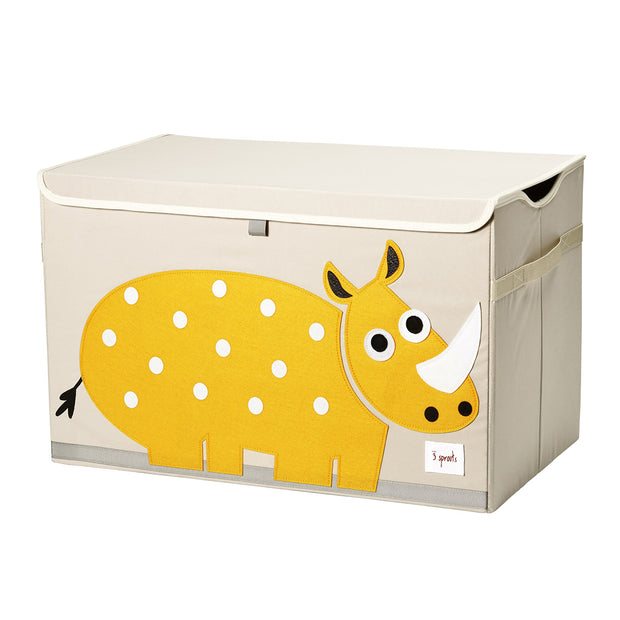 3 SPROUTS LARGE TOY CHEST - RHINO