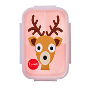 3 SPROUTS BENTO LUNCH BOX - DEER