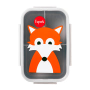 3 SPROUTS BENTO LUNCH BOX - FOX