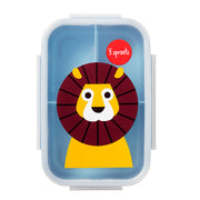 3 SPROUTS BENTO LUNCH BOX - LION