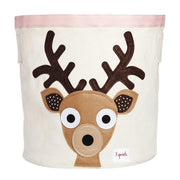 3 SPROUTS TOY STORAGE BIN - DEER