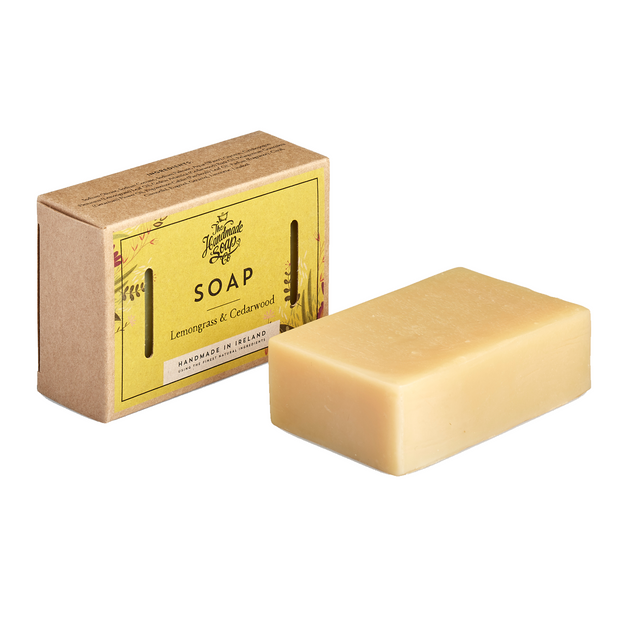The Handmade Soap Company Soap Bar - Lemongrass & Cedarwood