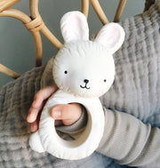 Bunny Teething Ring