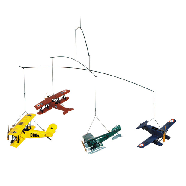 AUTHENTIC MODELS VINTAGE PLANES MOBILE