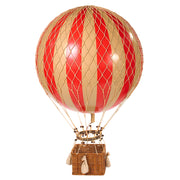Authentic Models Hot Air Balloon - Red (Various Sizes)