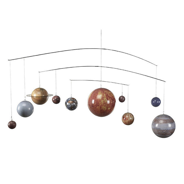 AUTHENTIC MODELS CEILING MOBILE SOLAR SYSTEM